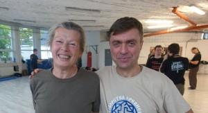 Oktoberseminar in Bratislava mit dem russischen Sistema Meister Komarov aus Moskau
